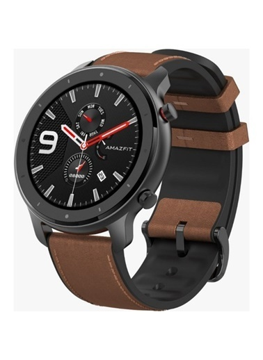 Xiaomi Amazfit GTR Akıllı Saat Siyah Siyah
